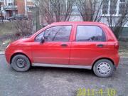 Продам автомобиль Daewoo Matiz