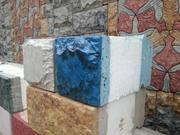 Пр-во 4-хслойных теплоблоков с мраморной облицовкой (автомат.линия)